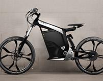 electrik bikes sketches