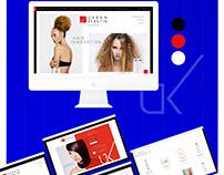 UX/UI design - URBAN K