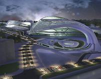 Многофункциональный транспортный терминал