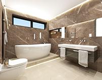 Condominium #masterbathroom