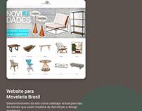 Website para Movelaria Brasil