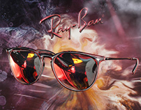 RAY-BAN 'YOU ARE ON'