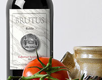 Brutus - Wine (Concept)