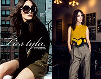 Fashion Story for Cosmopolitan Latvija