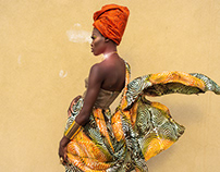 Africa/Haiti: A fashion editorial with unpublished pics