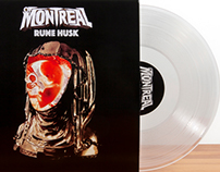"OF MONTREAL ""Rune Husk EP vinyl record"""