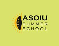 Summer School logo postmodern
