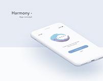 Harmony - Natural sound APP