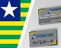 Oficina Piauí - Business Card