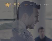 DUX website