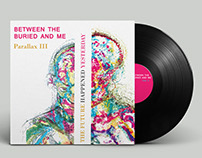 Between the buried and me fictional album