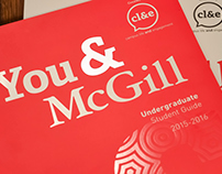 You & McGill Student Guides—CL&E, McGill University