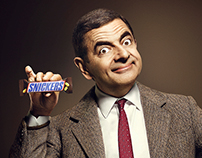 MR. BEAN - SNICKERS