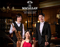 Galaxy Macau - Macallan 醉美TRIO 星聲