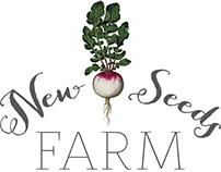 New Seeds Farm Logo