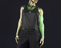 adidas WNBA Uniforms