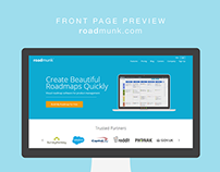 Roadmunk | Website Redesign