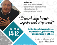 Young Jewish Professionals ARGENTINA - Flyer