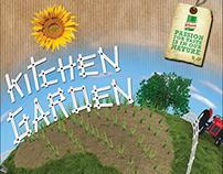 KNORR Kitchen Garden / Web Game