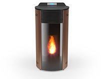 JESSICA - pellet stove