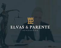 Manual de Marca - Elvas&Parente Advogados