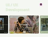 Greenhill - UI/UX