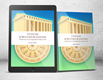 e-book cover proposals for Stoicism and Buddhism book
