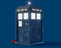 TARDIS - Fan Art