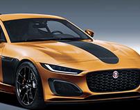 2020 Jaguar F-Type SVO