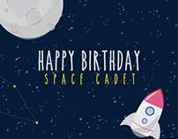 Space Cadet!