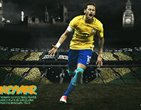 NEW DESIGN FOR NEYMAR