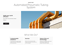 Vahiny Website Concept
