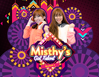 Misthy's Got Talend - Art Direction