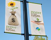 """Invest In Your Future"" Campaign"
