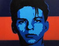 Stencil - Young Sinatra