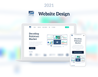 Fintech - Website Design