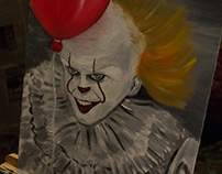 It. Pennywise. Stephen King