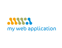 Web agency MY WEB APPLICATION logo