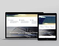 Oceanic Marine Services website