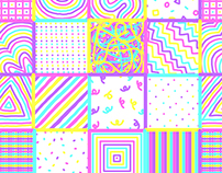 Pattern Pantone
