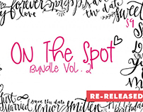 The Re-Released On the Spot Bundle (Vol 02)