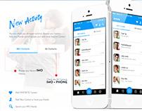 Redesign IMO Messenger