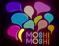 私の日本語研究  Moshi, Moshi.