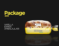Bakery Packing Design