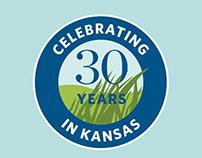 TNC Anniversary Logo