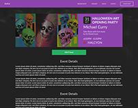 Adobe XD Creative Challenge #01