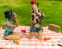 Picnic Pin-Up