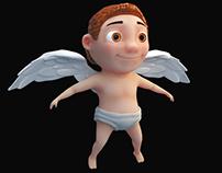 Angel para  Realidad Aumentada