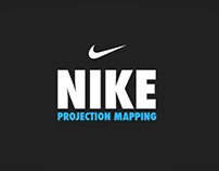 Nike Shoe Projection Mapping
