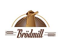Brödmill Branding